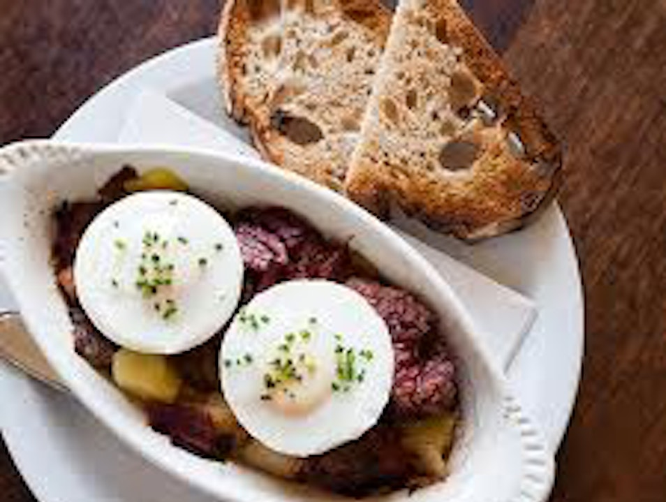 European style breakfast in Oakland Oakland California United States