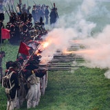 Battle of Waterloo Re-enactments