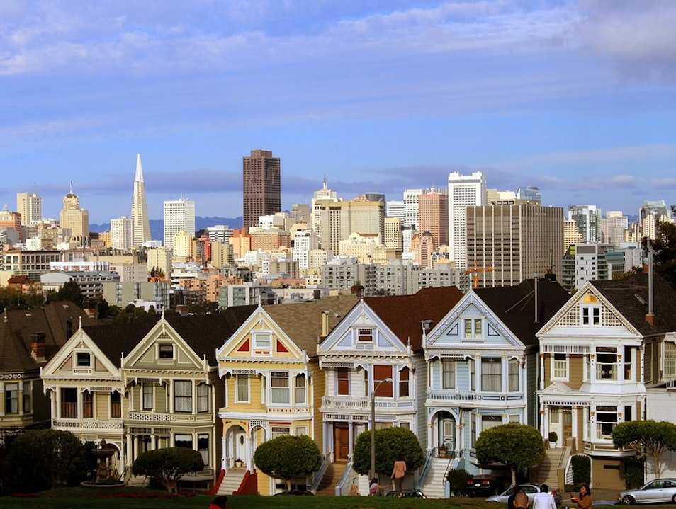San Francisco: Why We Decided to Stay San Francisco California United States
