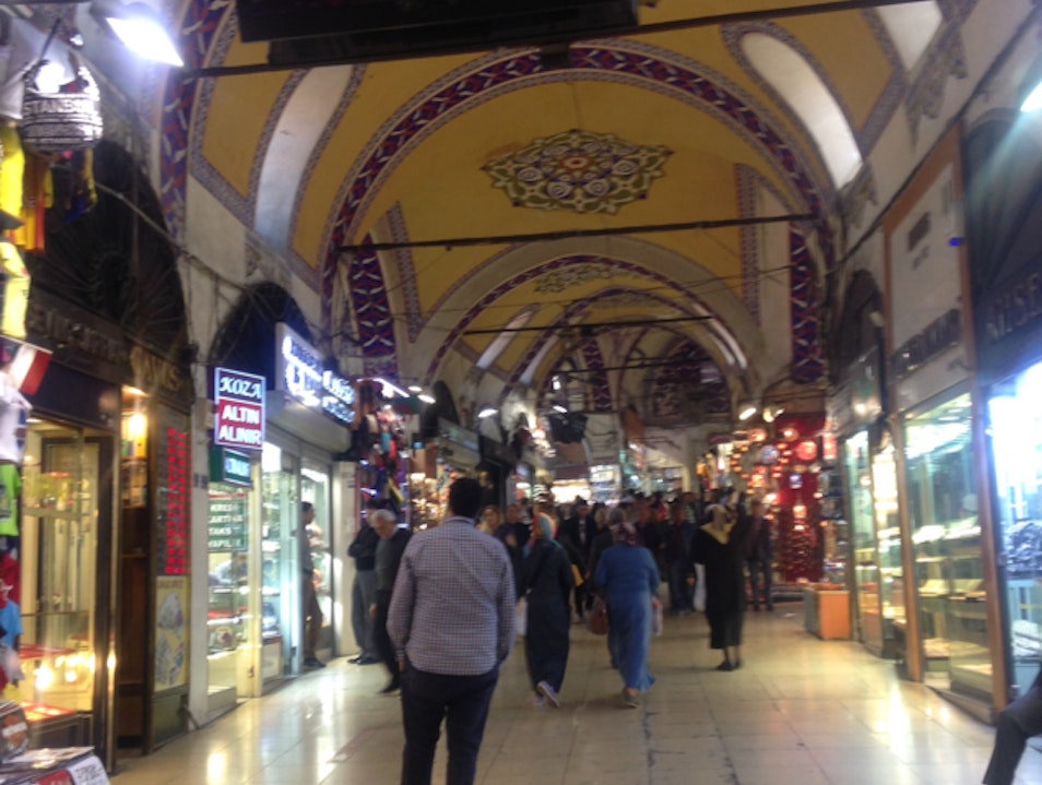 The ultimate shopping experience Istanbul  Turkey