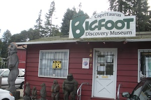 Big Foot Discovery Museum