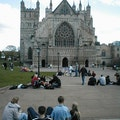 Exeter Cathedral Exeter  United Kingdom