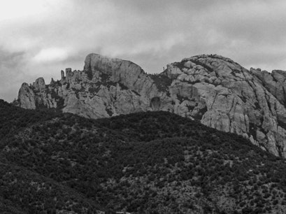 Chiricahua National Monument Willcox Arizona United States
