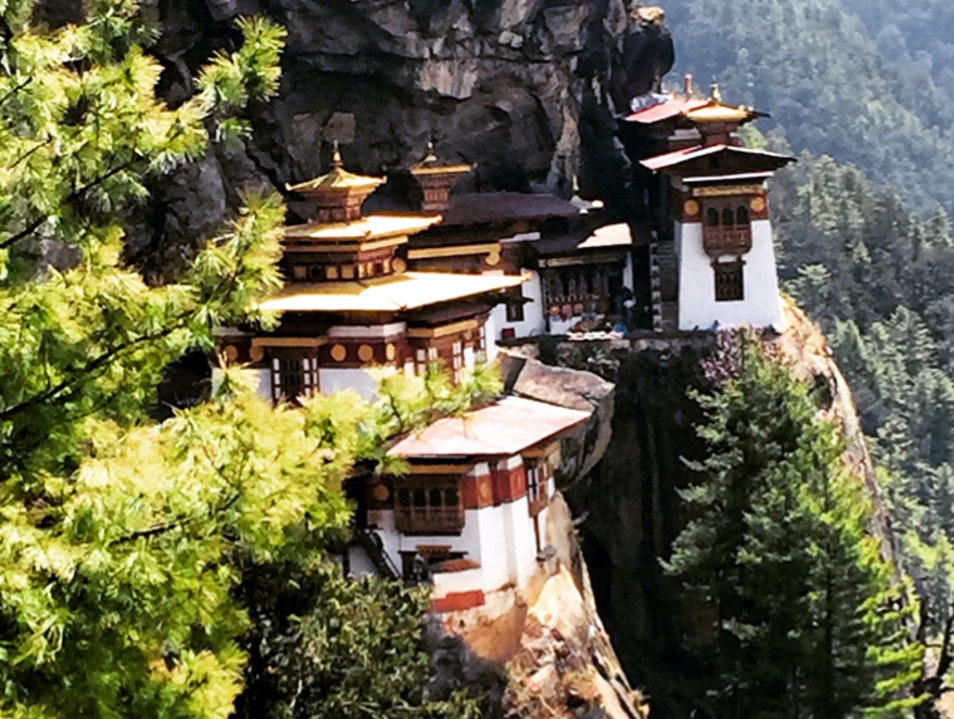 A pilgrimage of wonder Paro  Bhutan