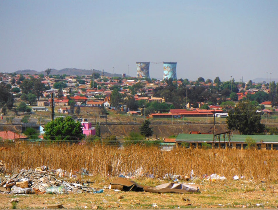 Southern Africa Travel Tip - Soweto Bike Tour Soweto  South Africa