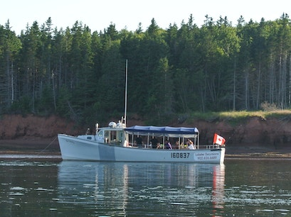 Top Notch Lobster Tours Charlottetown  Canada