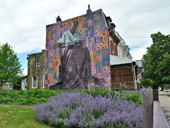 Tour the Mural Capital of the World