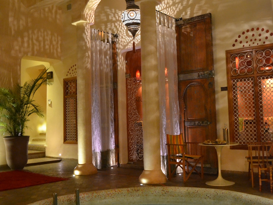 Five-Course Moroccan-French Perfection at Gastro MK Marrakech  Morocco
