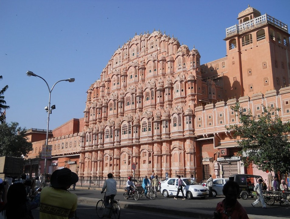 The Pink City Jaipur  India