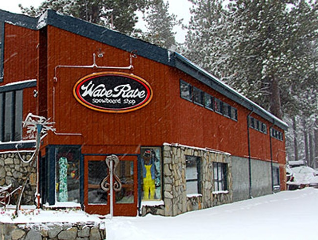One-Stop Snowboard Shop