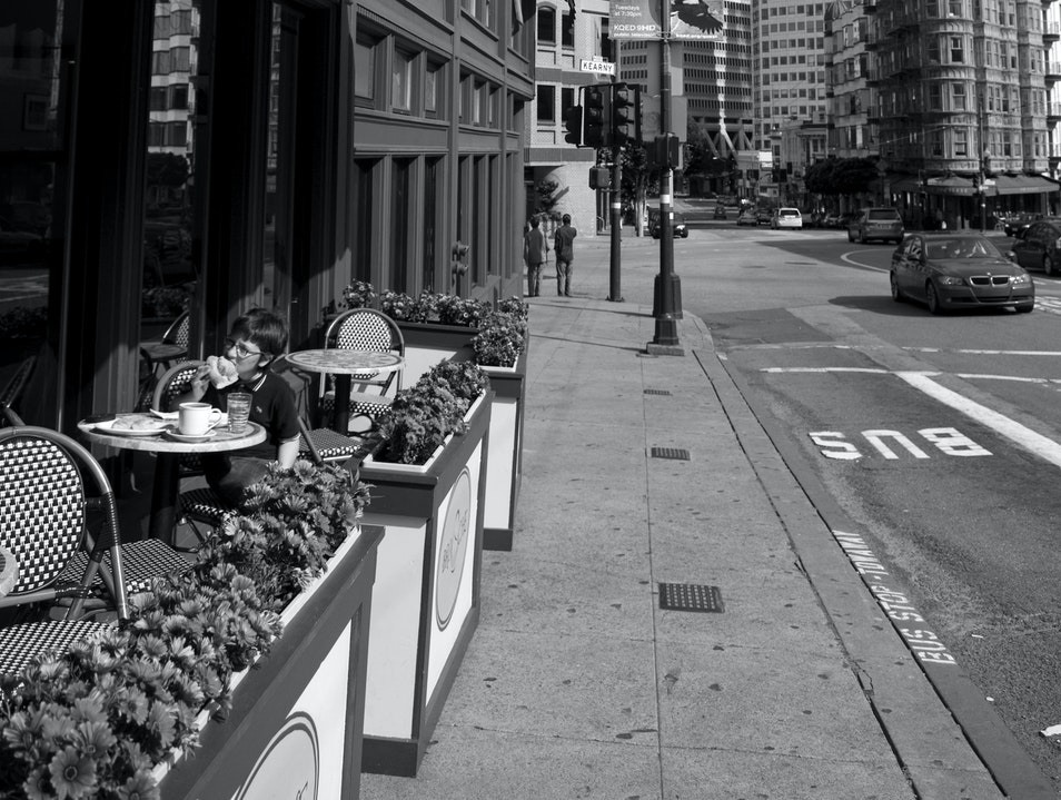 Columbus Ave San Francisco California United States