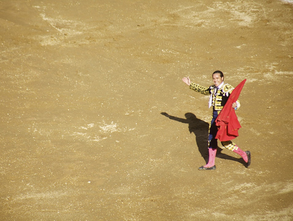 Experience Tradition at a Classic Bullfight