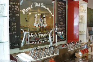 Daves' Old Fashioned Soda Fountain and Chocolate Drop Candy Shop