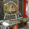 Daves' Old Fashioned Soda Fountain and Chocolate Drop Candy Shop  Belfast Maine United States