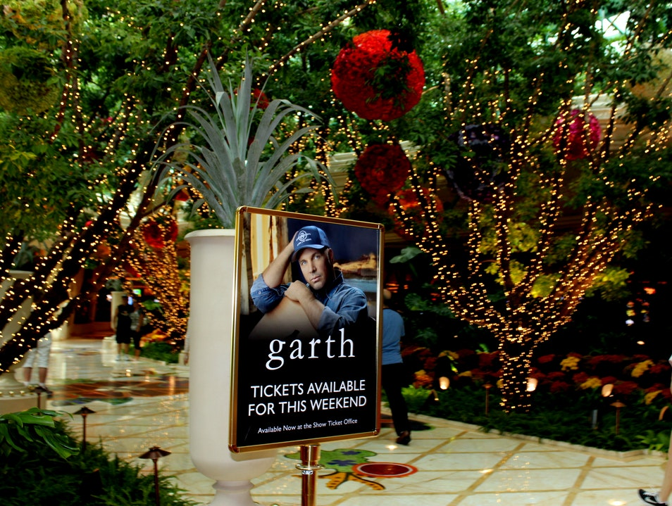 Garth, Live in Vegas Las Vegas Nevada United States