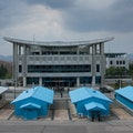 The DMZ and JSA Hongcheon  South Korea