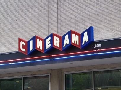 Cinerama Seattle Washington United States