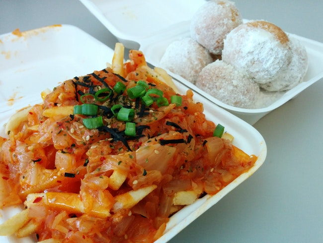 Spice Up Your Lunch at Seoul Kitchen