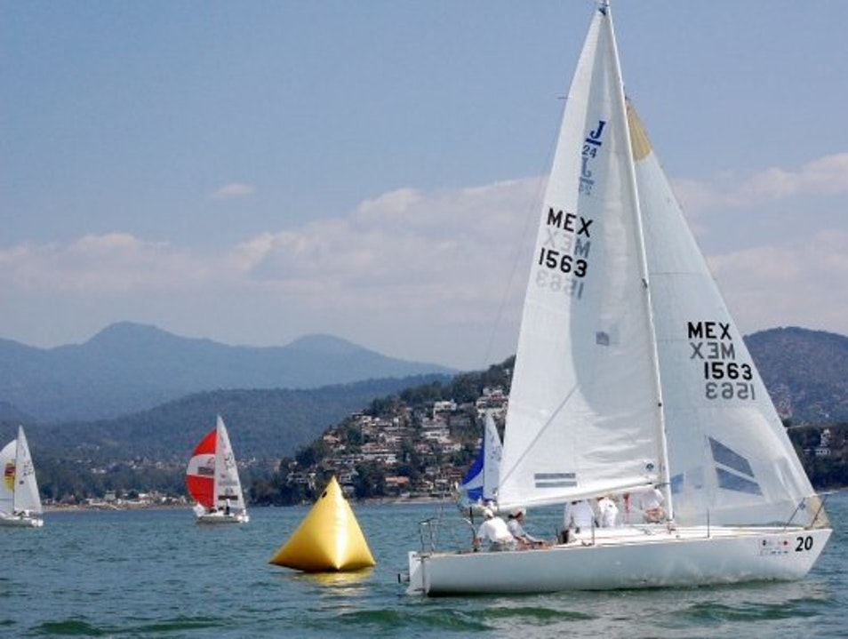 Regattas in Valle de Bravo