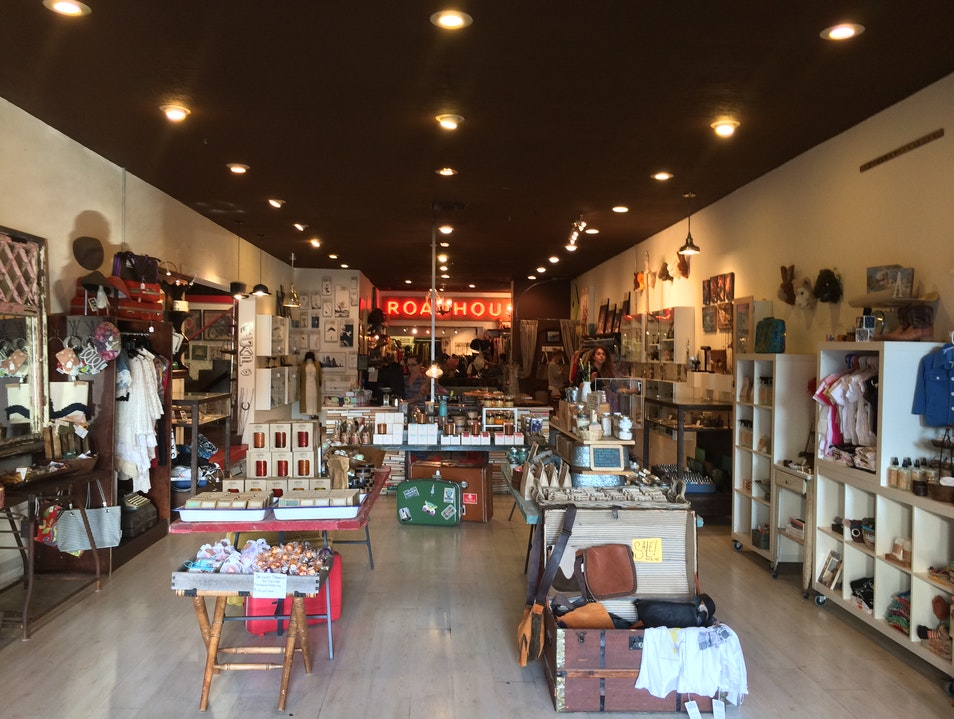 Handmade & Vintage at Co-op 28 Los Angeles California United States