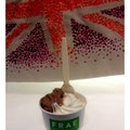 FRAE Frozen Yogurt London  United Kingdom