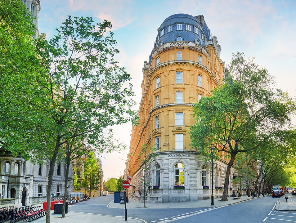 Corinthia Hotel London London  United Kingdom