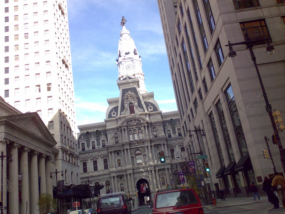 Streets of Philadelphia Philadelphia Pennsylvania United States