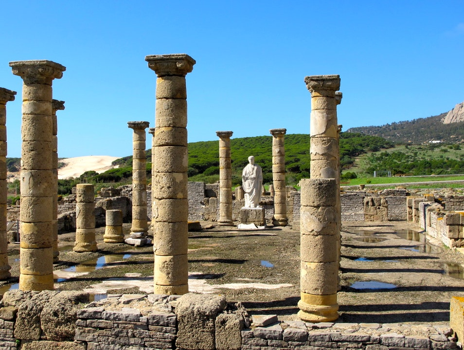 Roman Ruins in Southern Spain