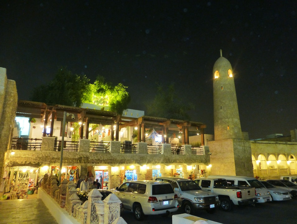 A Place to Buy the Qatari National Dress