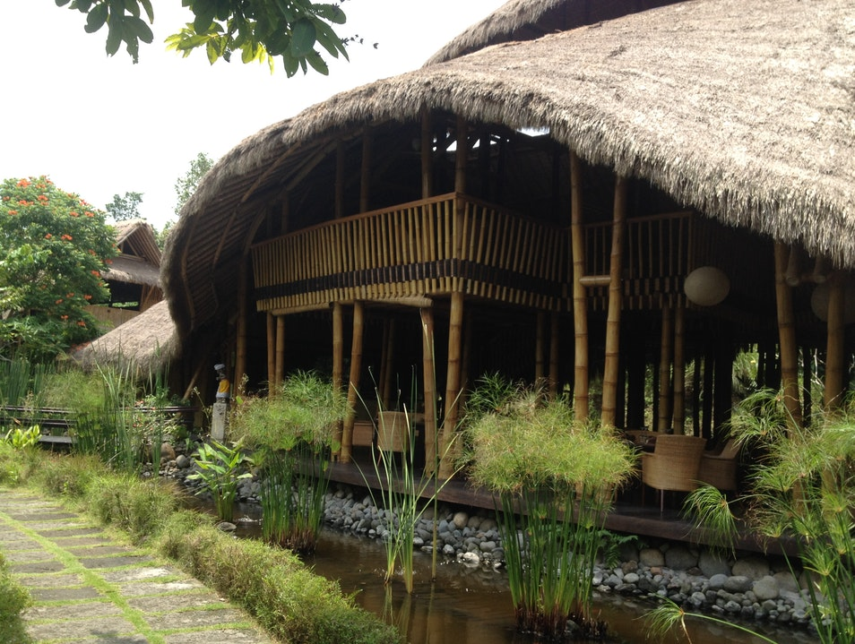 Nature and Luxury at Fivelements Spa Abiansemal  Indonesia