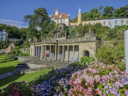 Portmeirion Minffordd  United Kingdom