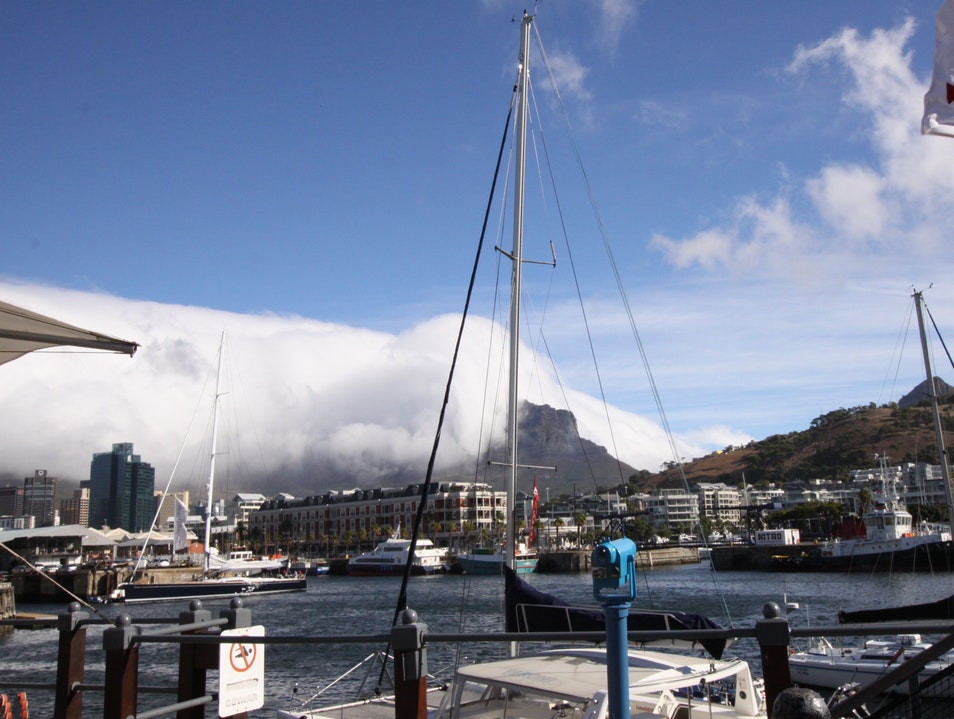 Enjoy what the Wharf offers Cape Town  South Africa