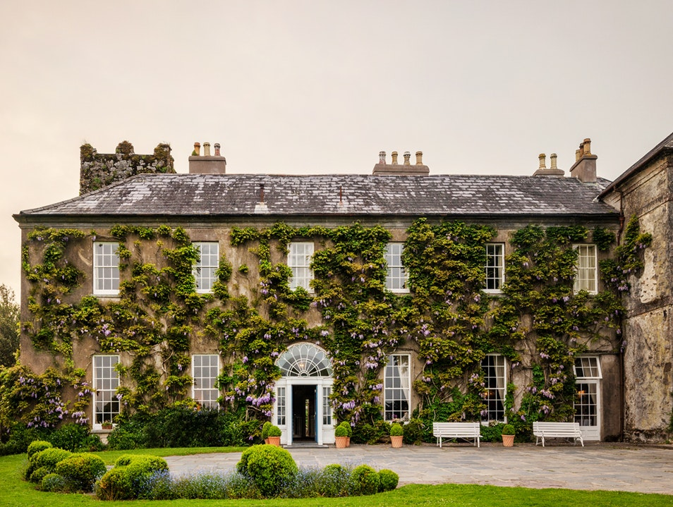 Ballymaloe Country House Hotel   Ireland