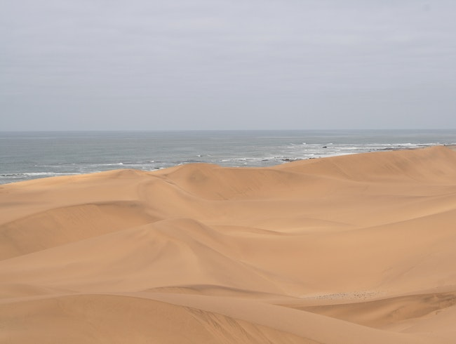 Fly Me to the Dune: Skeleton Coast Flights