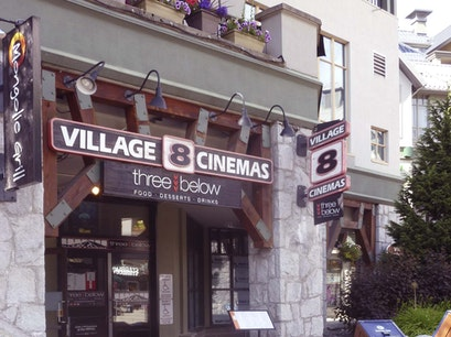Village 8 Cinemas Whistler  Canada