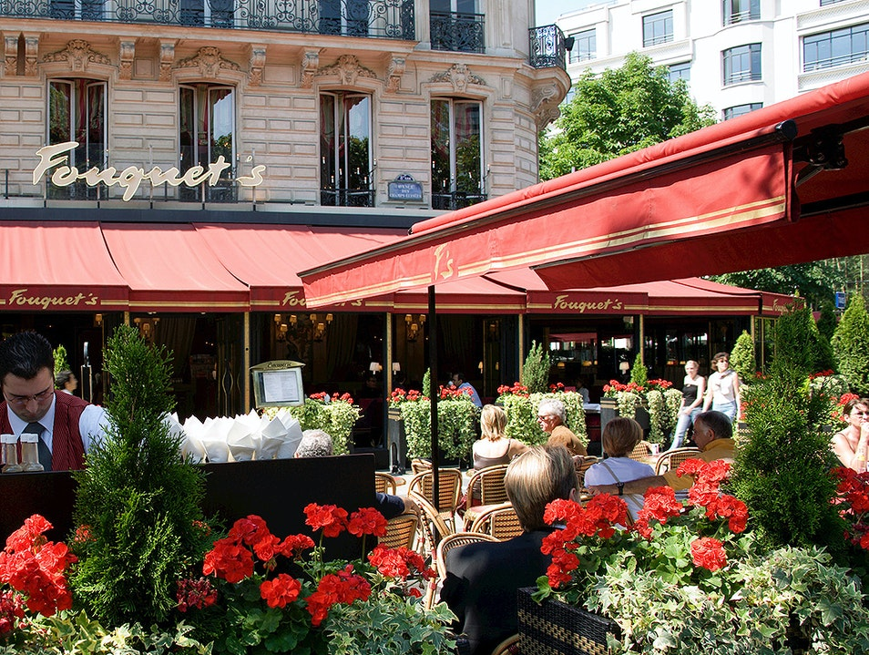 Fouquet's Paris  France
