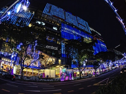 Orchard Central Singapore  Singapore