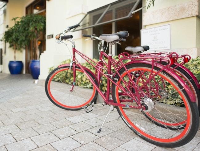 Pedal in Style, Vero Beach Hotel & Spa
