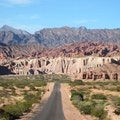 The Road to Cafayate Tafí Del Valle Dept  Argentina