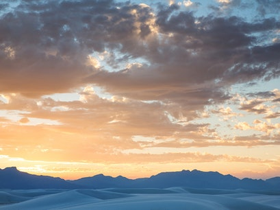 White Sands National Monument Tularosa New Mexico United States