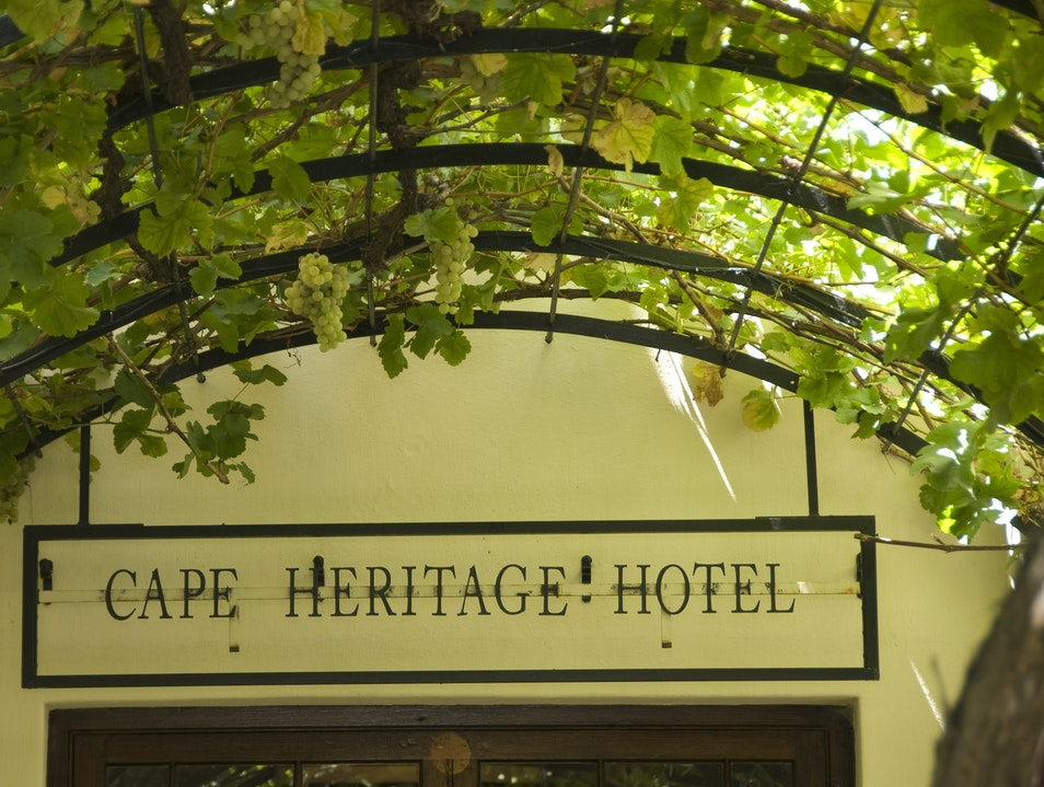 Cape Heritage Cape Town  South Africa