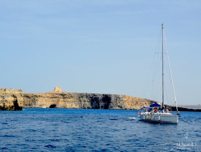 Sail Away in Malta