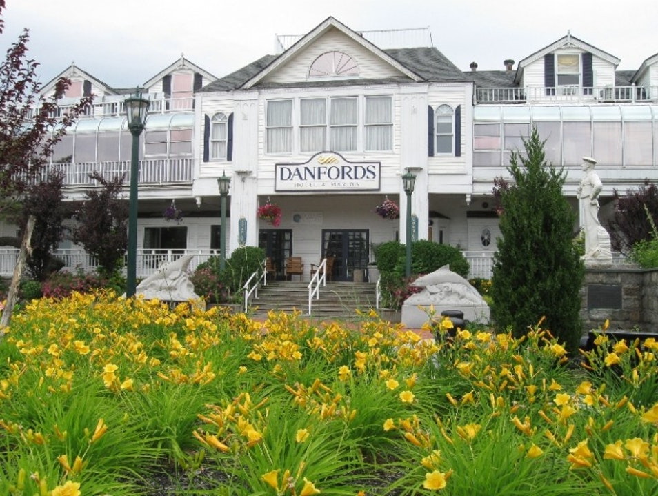 Long Island Getaway at Danfords Hotel & Marina Port Jefferson New York United States