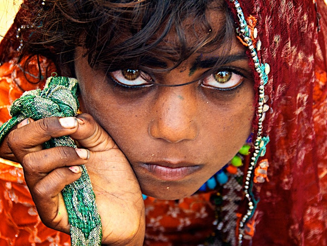 The Eyes Are the Jewels of the Body