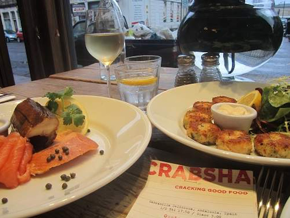World's best crabcakes have been discovered Glasgow  United Kingdom