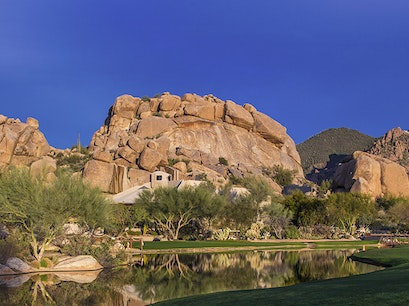 Spa at the Boulders Resort Scottsdale Arizona United States