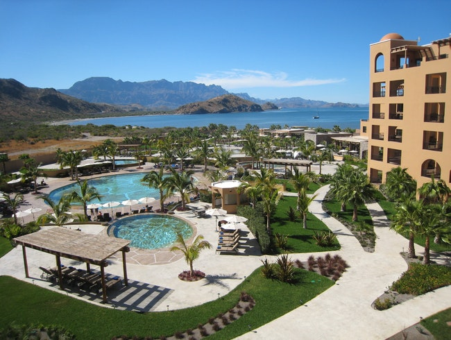 A Desert Getaway on the Shores of the Sea of Cortez