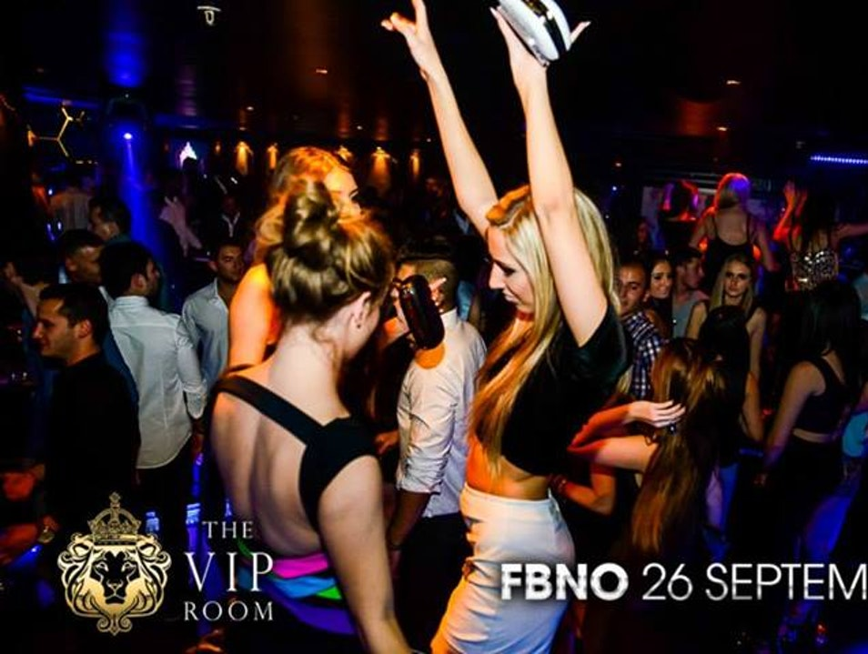 The Night Comes Alive at The VIP Room
