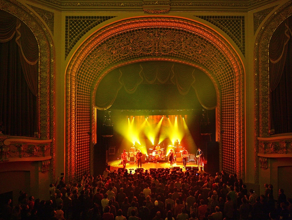 The Pabst Theater, Milwaukee Milwaukee Wisconsin United States
