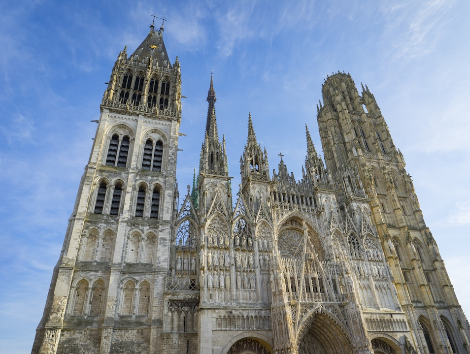 Rouen by Bicycle